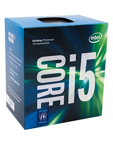 Intel Core i5-7600 3.5GHz 6MB Cache intelligente