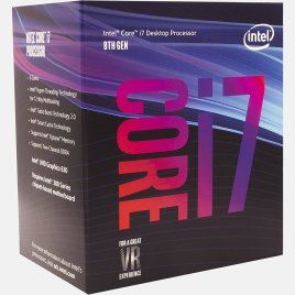Intel Core i7-8700 3.2GHz 12MB
