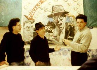 Atelier G.Desiato Napoli (1986) Performance