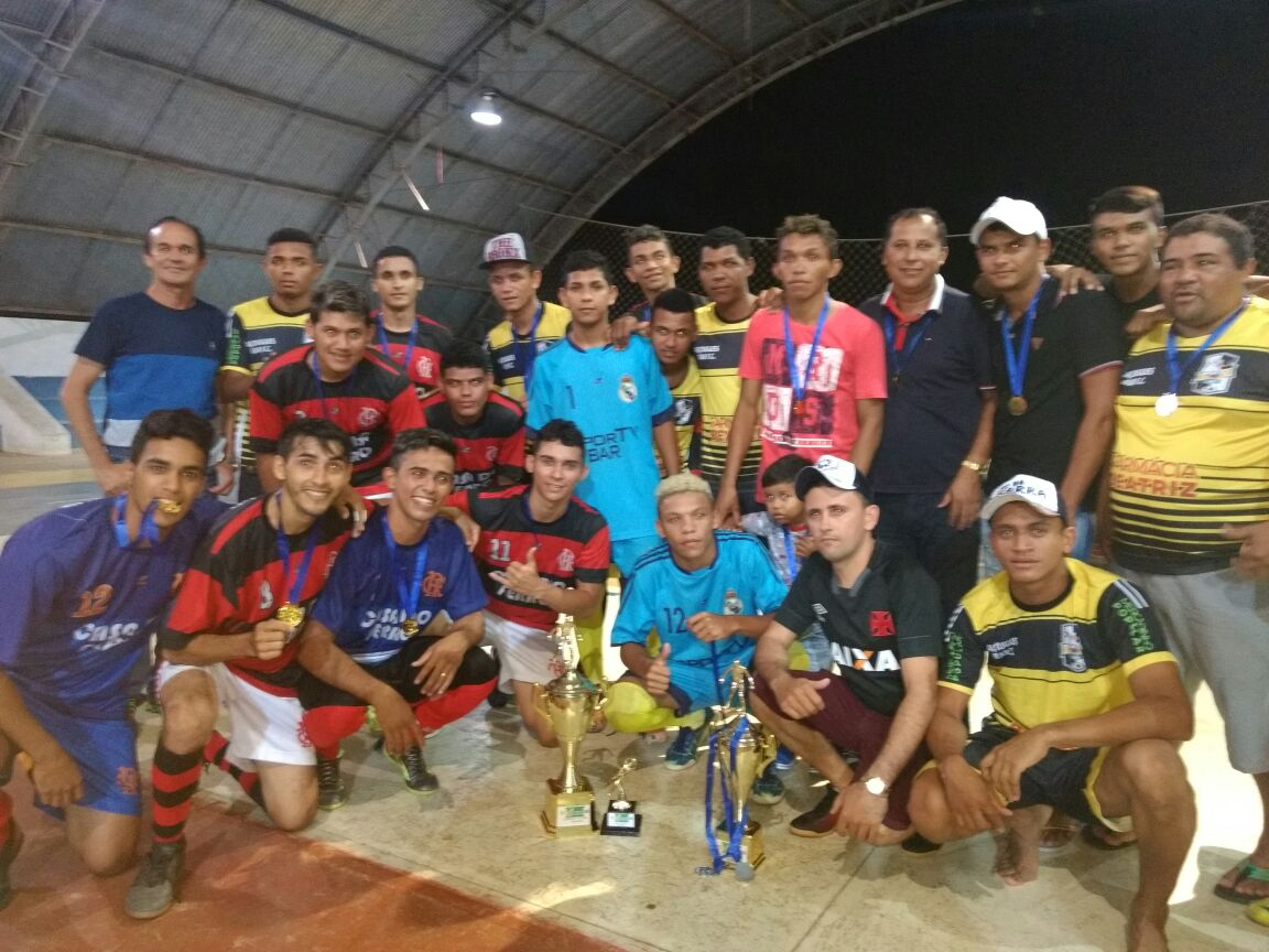 Flamengo conquista novaolindense de futsal adulto -2017/2018