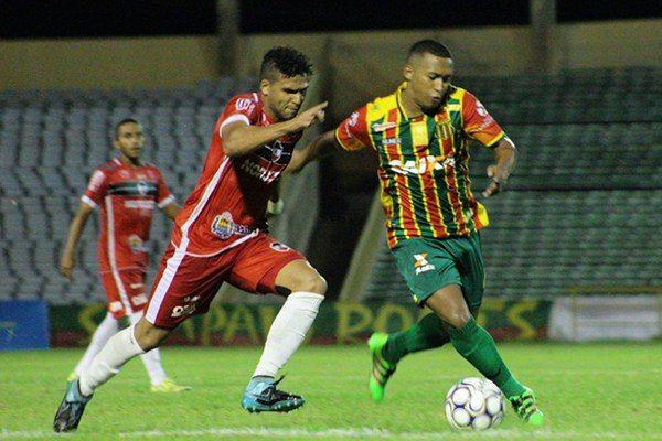 Sampaio e Ríver decidem vaga na Copa Nordeste