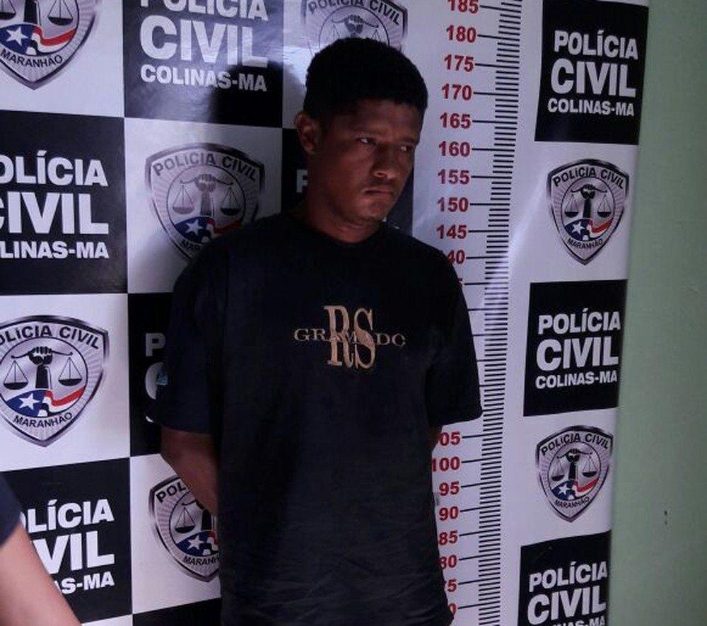 Preso pai acusado de matar o filho a facadas no Maranhão