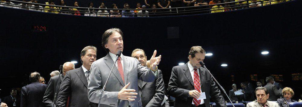 SENADO TERÁ SESSÃO DE EMERGÊNCIA NESTA SEGUNDA PARA VOTAR PROJETO SOBRE FRETES