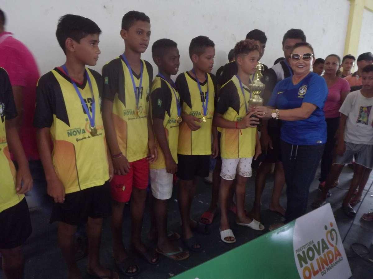 Jogos Escolares de Nova Olinda do Maranhão definiu as escolas classificadas para os JEMs 2018