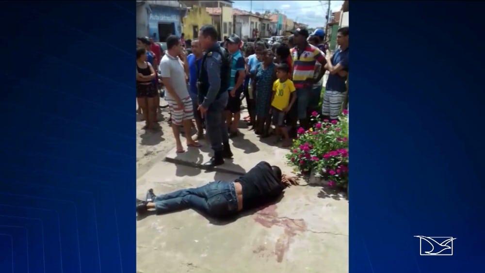 Assaltante atira na própria perna em invasão à residência em Santa Inês