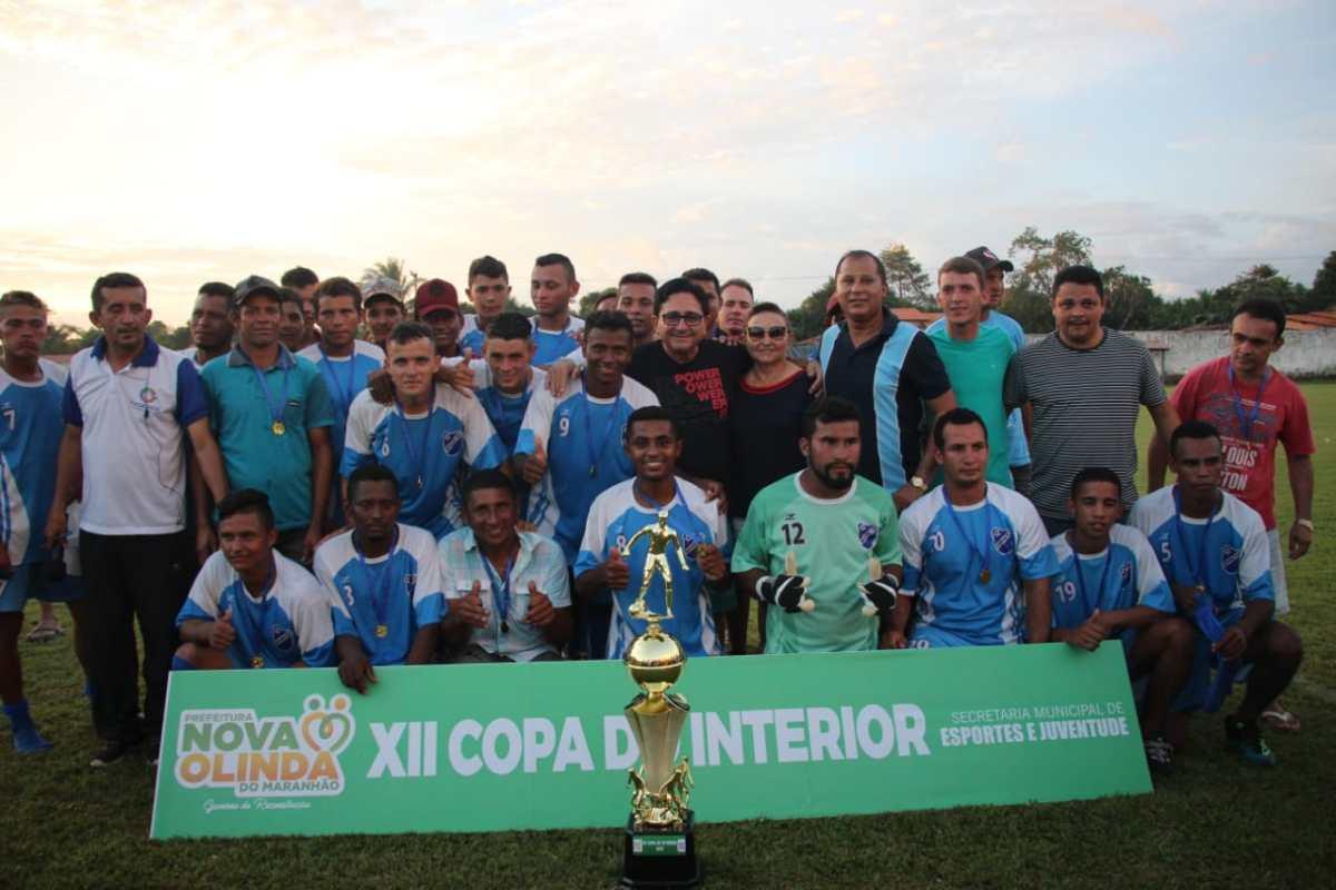 Corinthians da Quadra XIII conquista titulo da Copa do Interior 2018