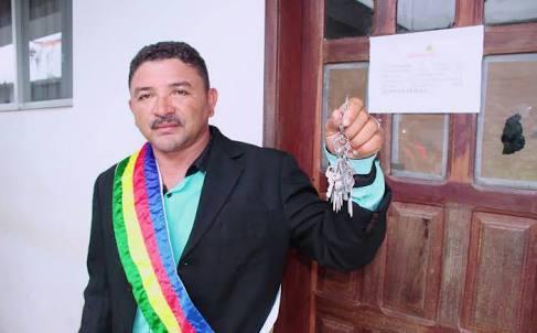 Morre em Teresina o prefeito de São João do Caru