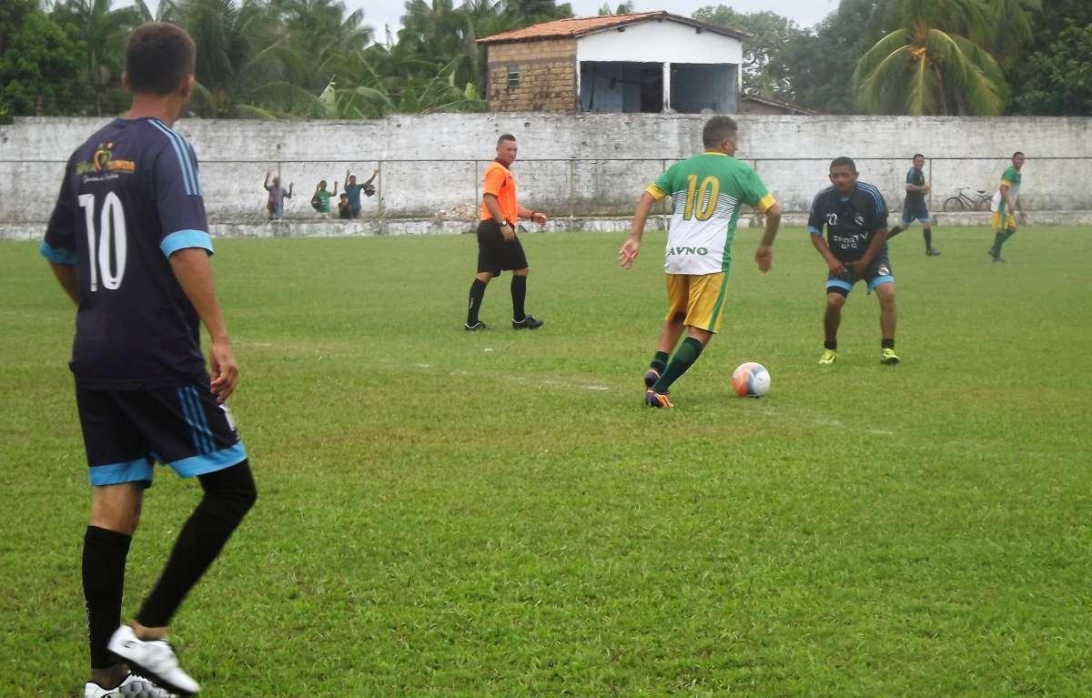 Campeonato Novaolindense de Veteranos 2018: Primeira rodada com muitos gols