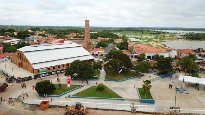 Iphan reinaugura neste sábado, aniversário da cidade, o Engenho Central de Pindaré-Mirim