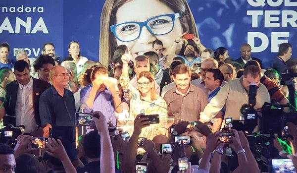 MDB confirma candidatura de Roseana ao Governo do Maranhão