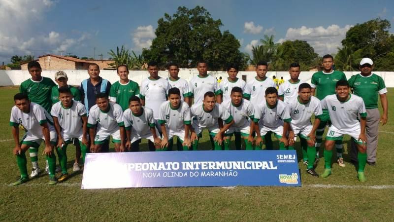 Seleção de Nova Olinda do Maranhão encara Maranhãozinho no Intermunicipal domingo (09)
