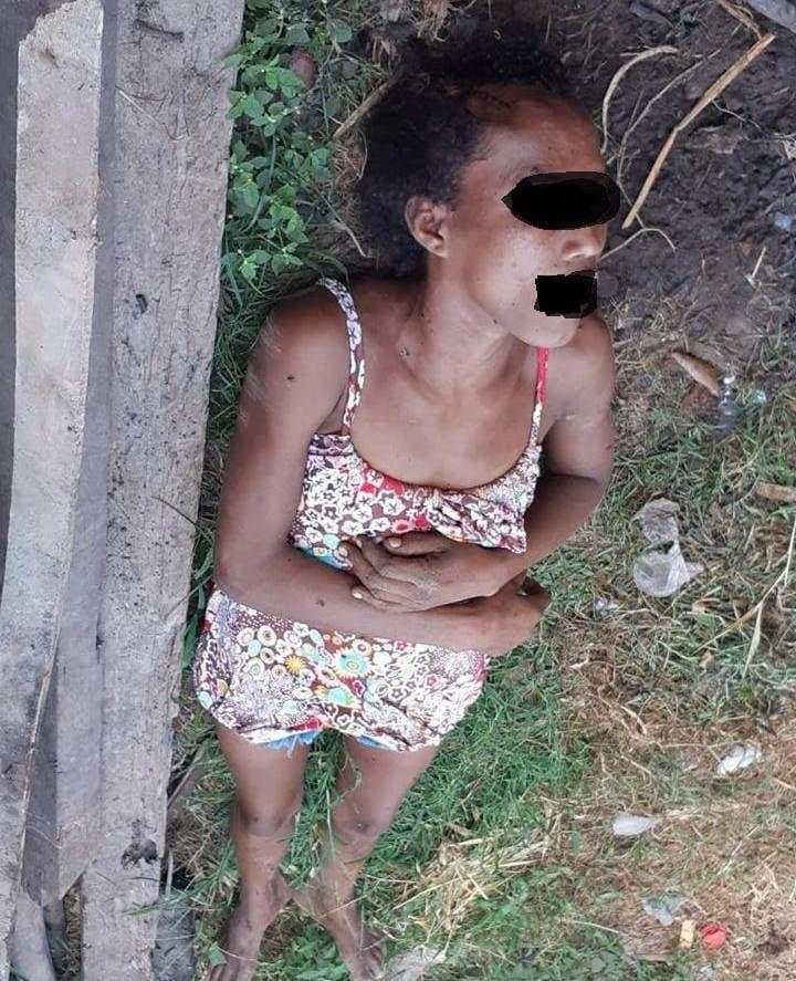 Mulher foi morta a pauladas na cidade de Santa Helena na manhã desta quinta (11)