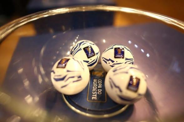 CBF realiza sorteio da Copa do Nordeste 2019 nesta quinta-feira (4)