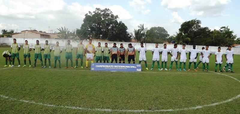 Seleção de Nova Olinda do Maranhão estreia dia 21 na 2ª fase do Campeonato Intermunicipal