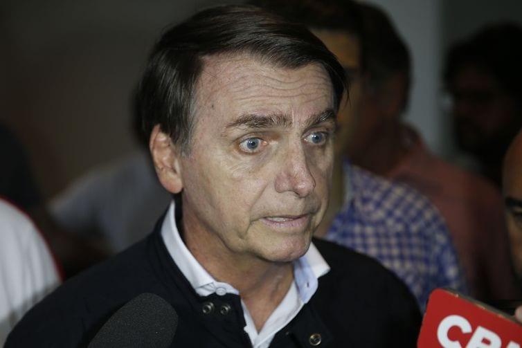 Bolsonaro diz que seu plano de privatizações agrada ao mercado