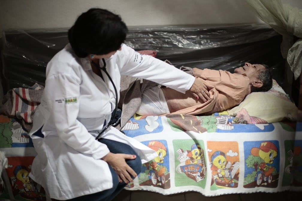 Mais Médicos oferta uma (1) vaga para Nova Olinda do Maranhão