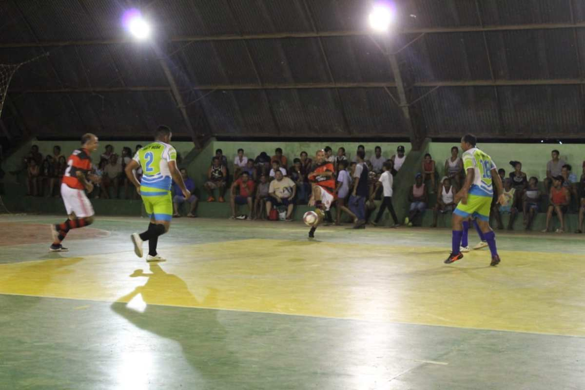 Futsal Veteranos: Taça Cidade teve sua 1ª rodada nesta quinta-feira (20)
