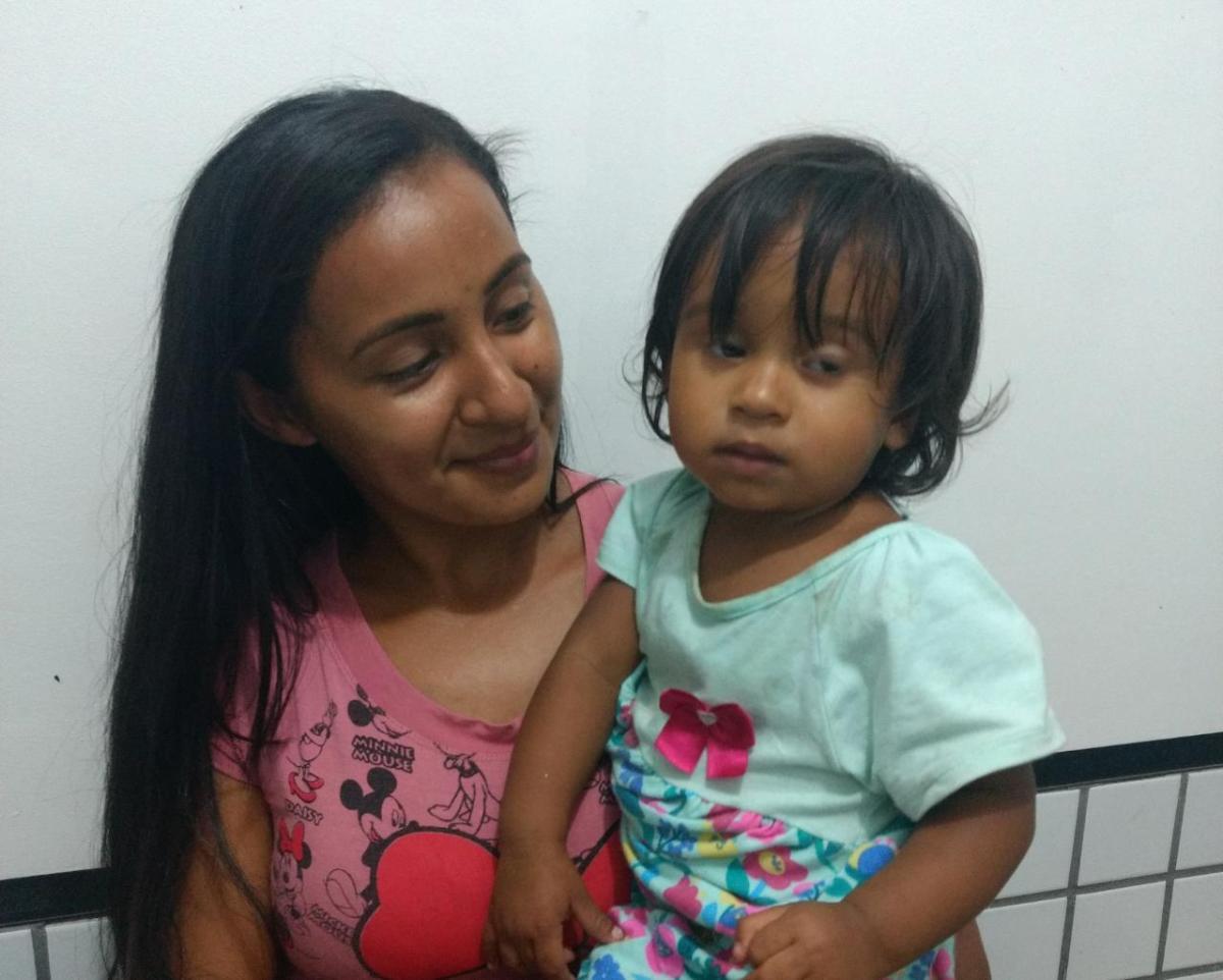 Atenção ! Pequena Sara precisa de ajuda para custear tratamento em São Luis