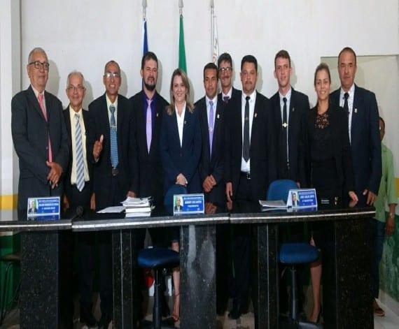 Câmara Municipal de Nova Olinda do Maranhão inicia atividades legislativas do 2º semestre