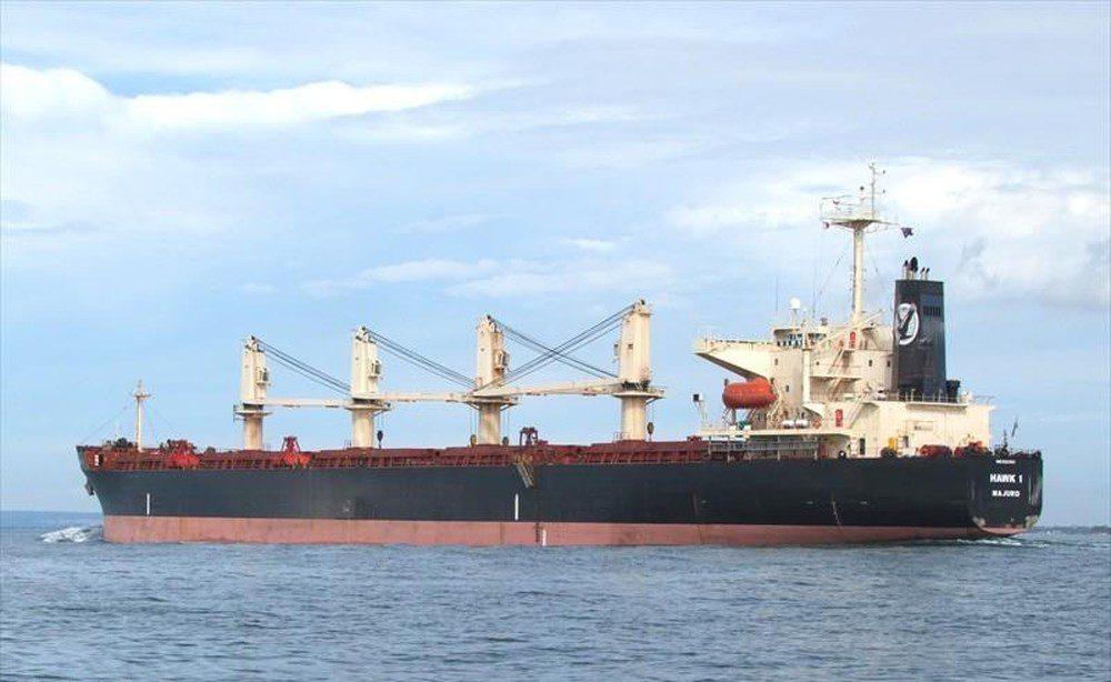 Nigerianos são encontrados em porão de navio cargueiro em São Luís