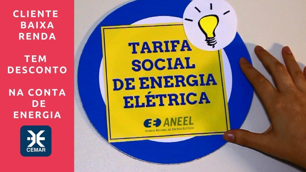 1,5 milhões de famílias são beneficiárias do Tarifa Social no Maranhão
