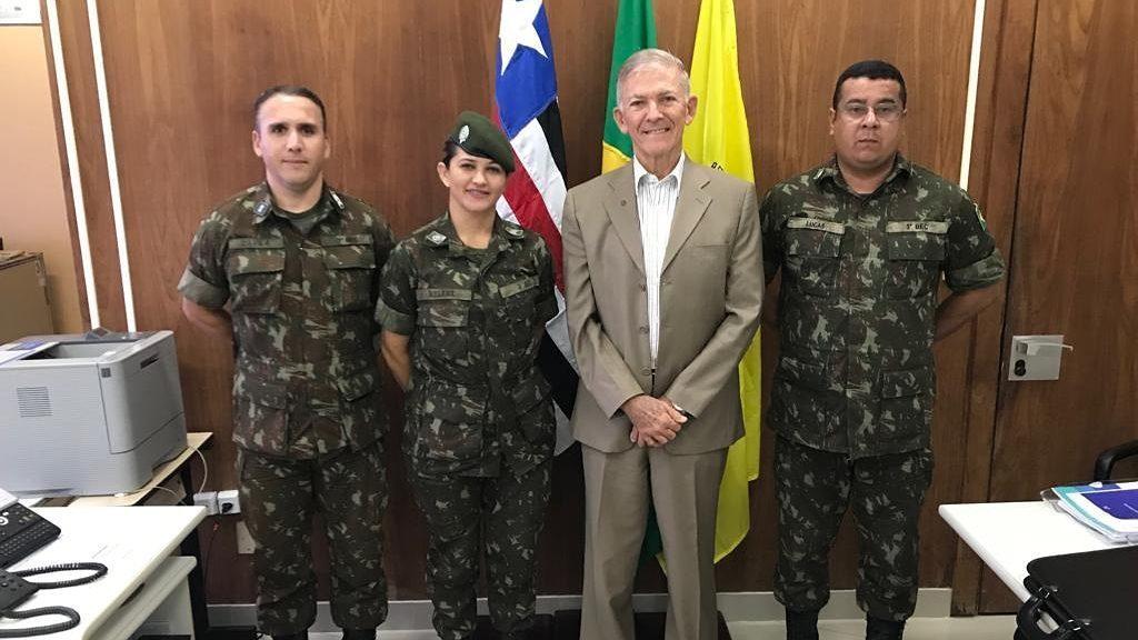 Militares são enviados ao Maranhão para recuperar BR-135