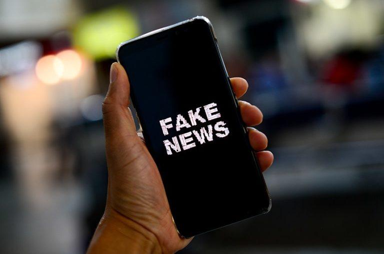 Nova lei prevê cadeia para quem postar fake news nas eleições