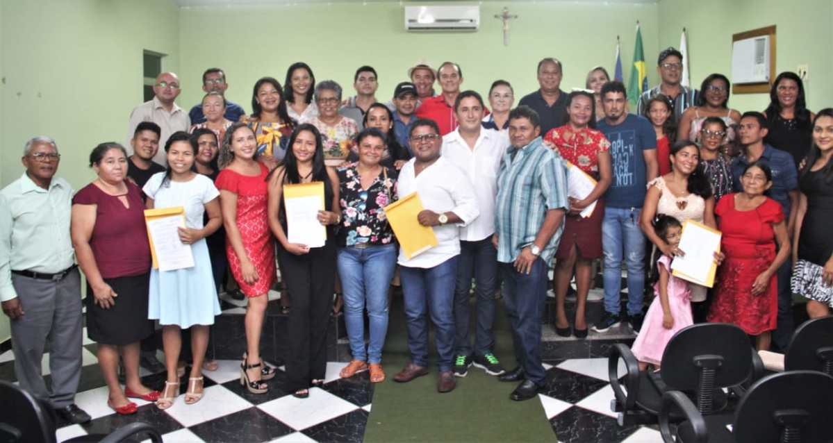 Empossados novos membros do Conselho Tutelar de Nova Olinda do Maranhão