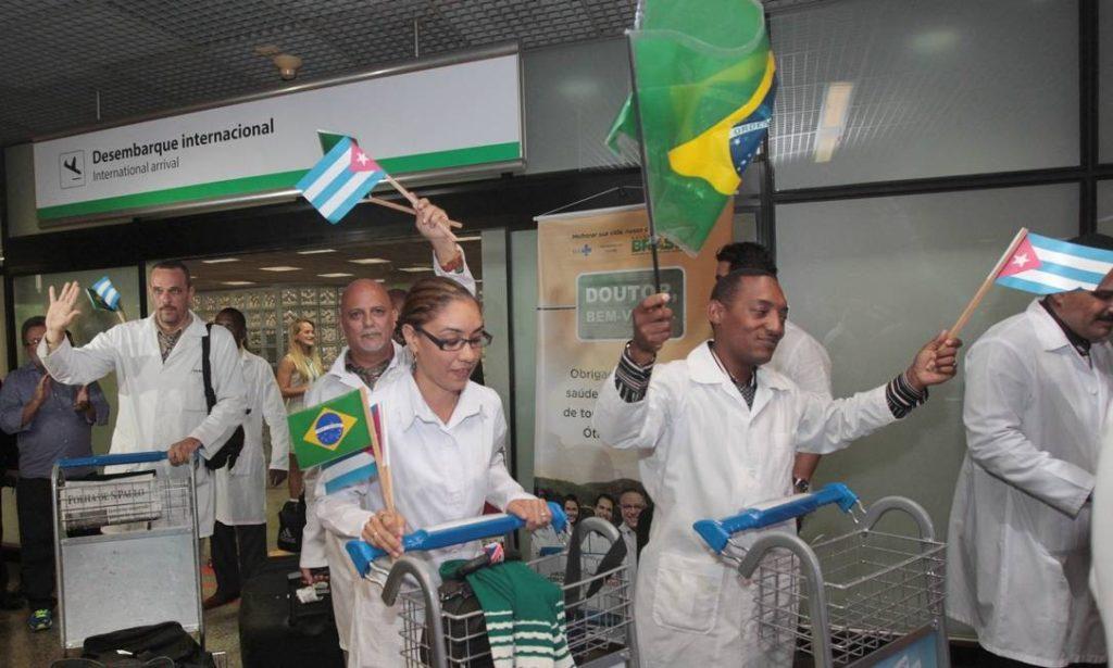 Brasil voltará a aceitar médicos cubanos