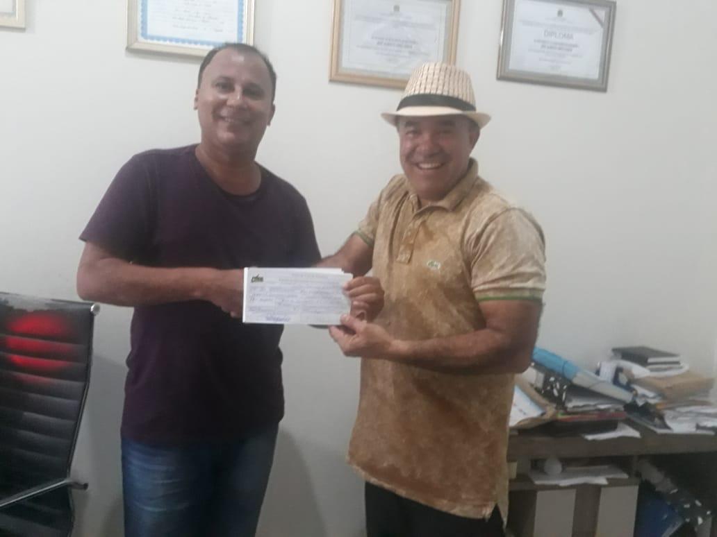 Eleições 2020: Pastor Joilson filia-se ao MDB em Nova Olinda do Maranhão