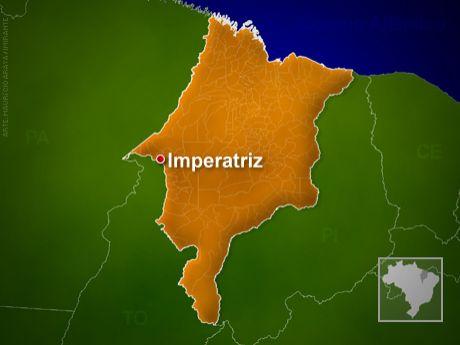 Homem é preso acusado de agredir criança de 5 anos na cidade de Imperatriz