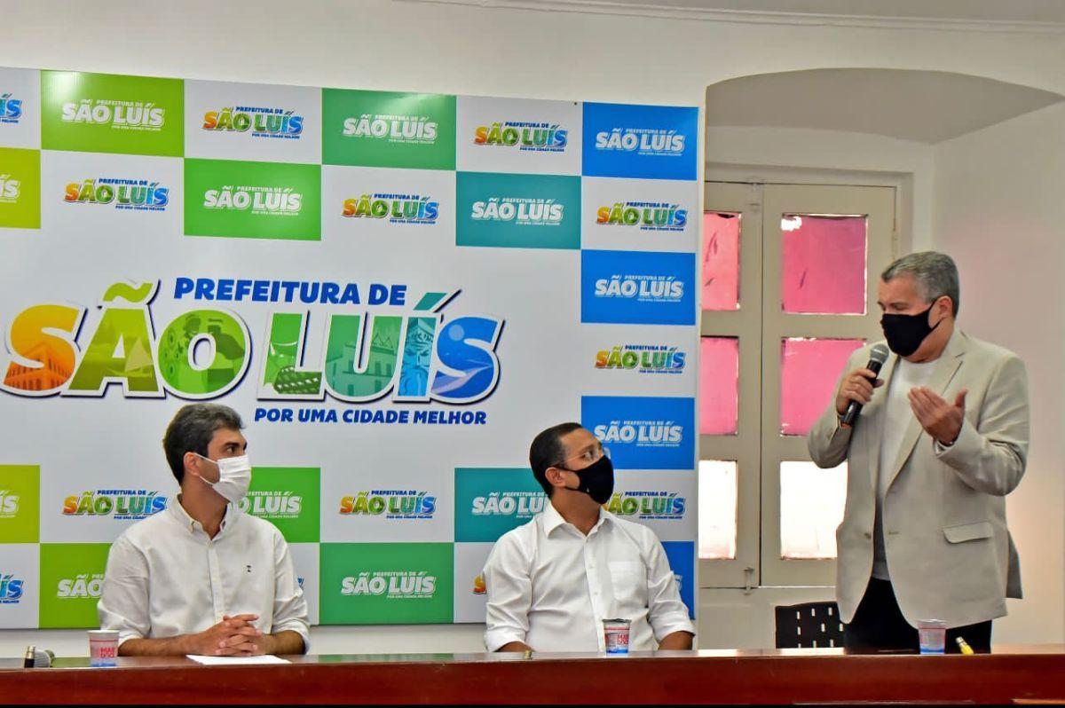 Prefeitura de São Luís libera 30% nos estádios a partir do dia 20