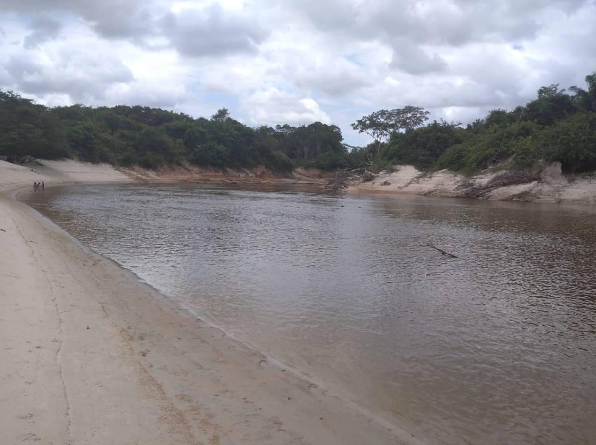 Nazaré uma das belezas naturais de Nova Olinda do Maranhão.