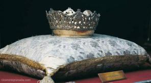 Corona de la Reina Isabel