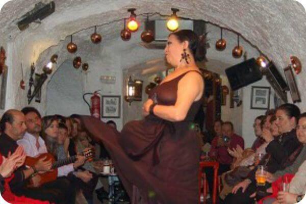 Espectáculo de Flamenco Los Tarantos