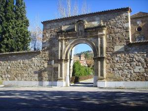 Entrada Cartuja de Granada