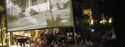 Cine de verano Granada