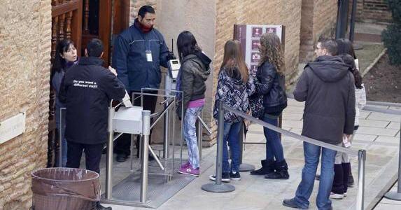 Nuevos consejos de seguridad para el acceso a la Alhambra
