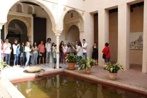 Turismo sostenible: visita guiada gratuita Granada
