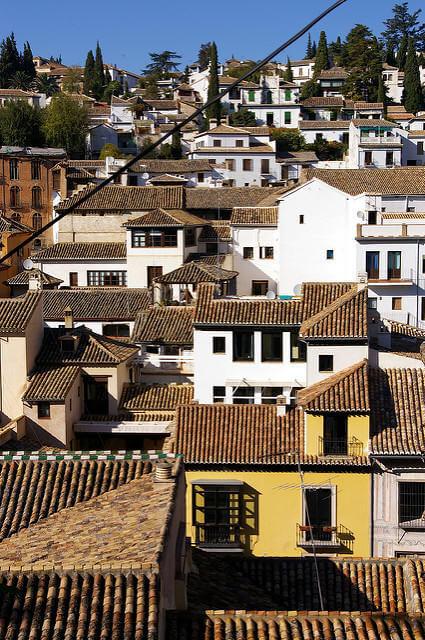 Albaicín - Planes Granada