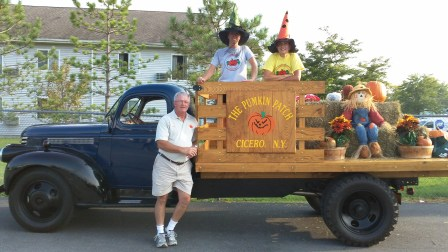 the pumkin patch truck