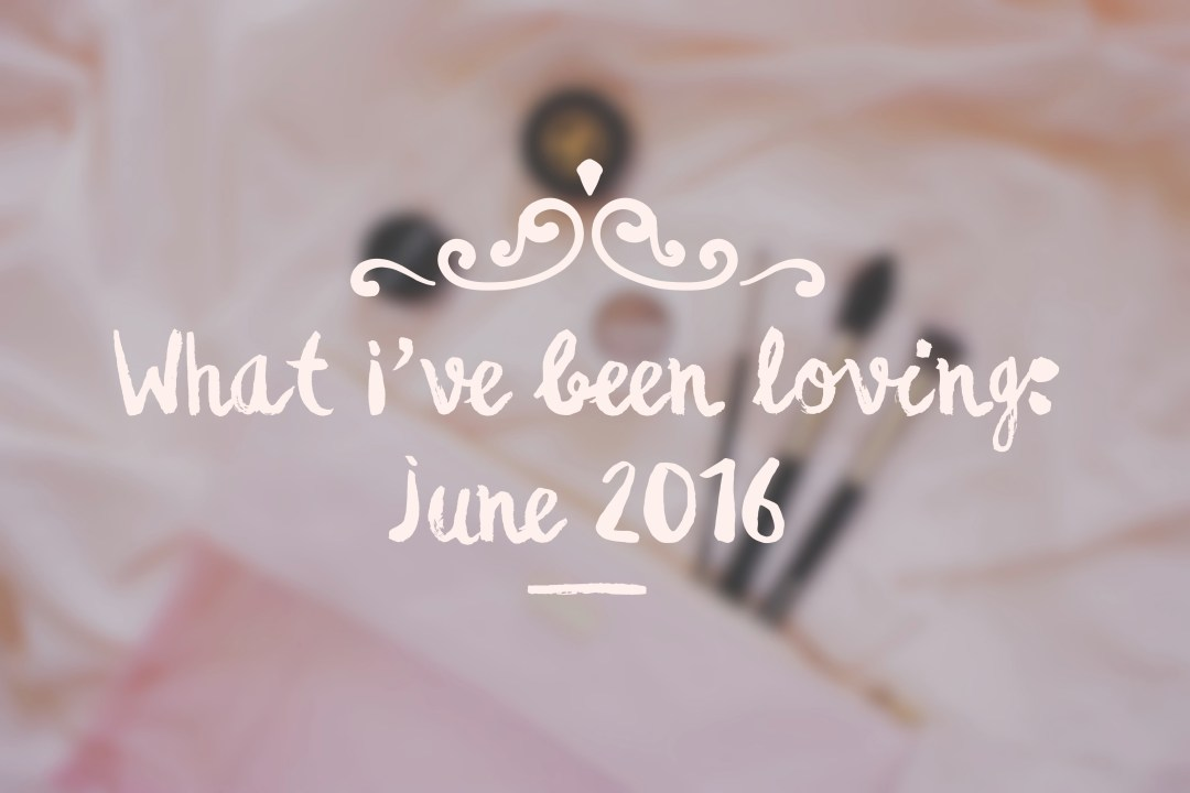 June 2016 favorites by CiCi David