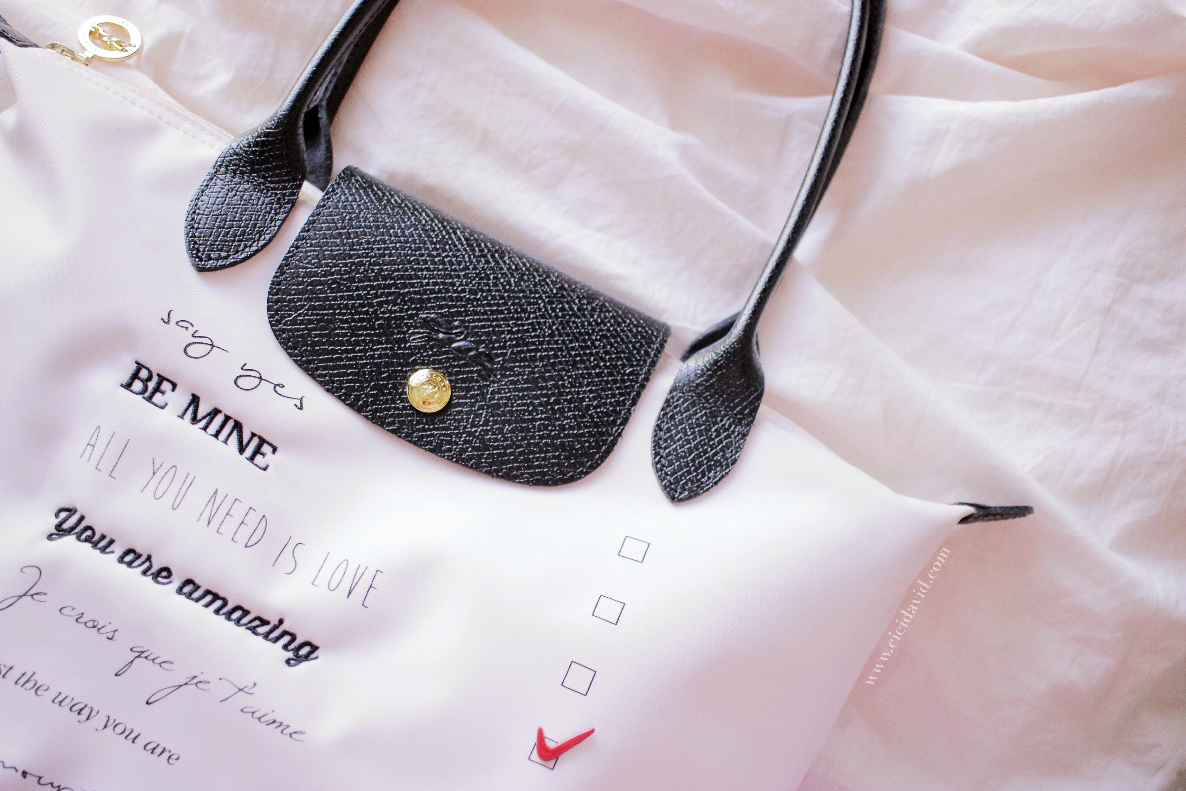 d33506ffbf1f Longchamp 2016 St. Valentine Collection - CiCi David