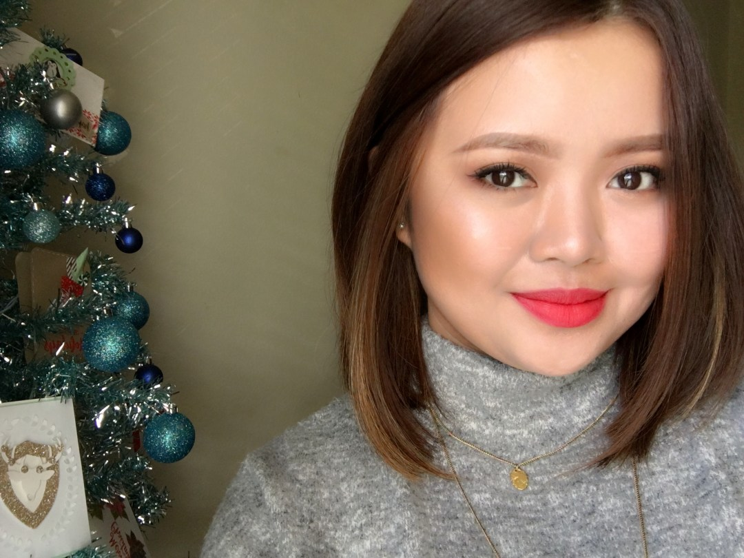 Holiday festive makeup using Tarteist Pro Palette tutorial