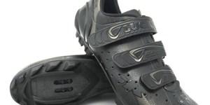 Zapatillas MTB Negras Luck Extreme