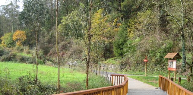 Via Verde de los Montes de Hierro