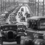 NY Traffic congestion 1939
