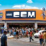 Lojas CEM móveis e eletrodomésticos (caso de sucesso)