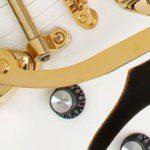 Como usar a alavanca da guitarra funcionamento e exercícios