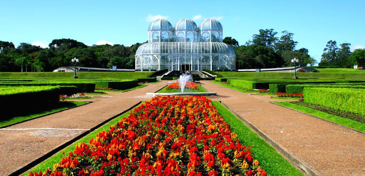 Jardim Botânico - Paraná